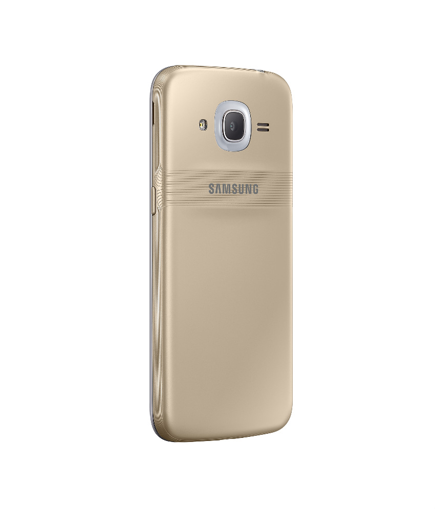 Samsung Galaxy J2 Pro Back View