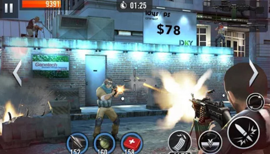 Featured image for Elite Killer: SWAT - Top 5 Offline Android Games