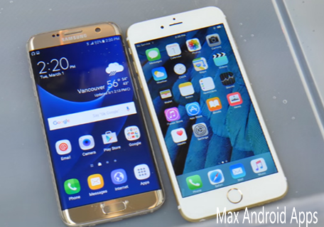 iPhone 6s vs Galaxy S7