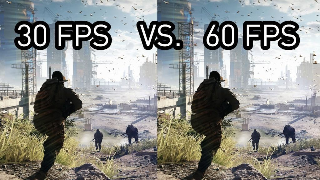 FPS - LAptop Vs PC