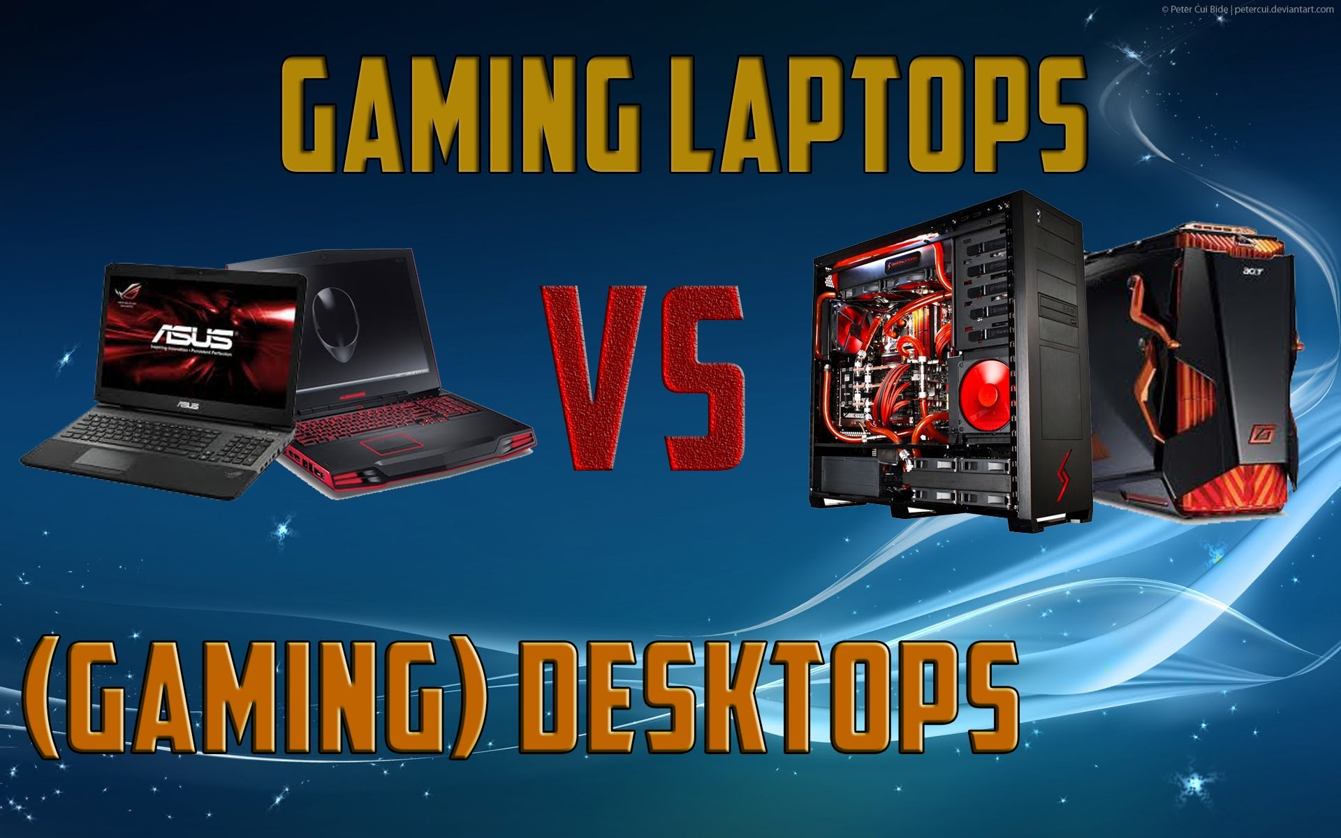 Laptop Vs Pc For Gaming