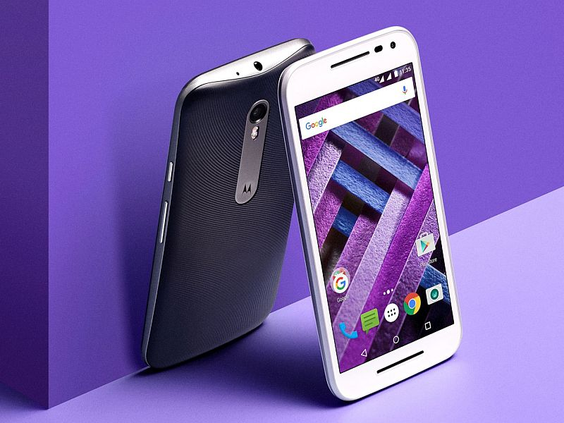Moto G3 - Marshmallow Phones Under Rs20000