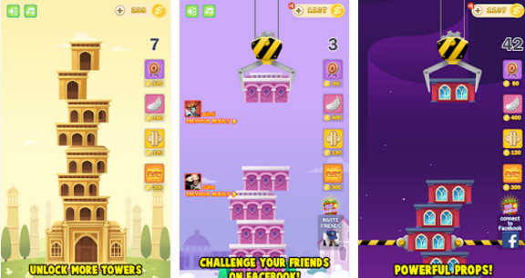 Towers image -Arcade Games