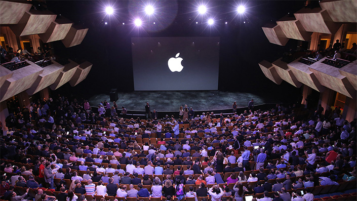 Apple iPhone 7 Launch Event