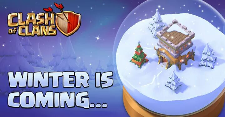 coc winter update