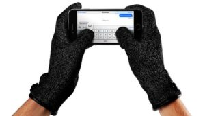 Use iPhone with Gloves
