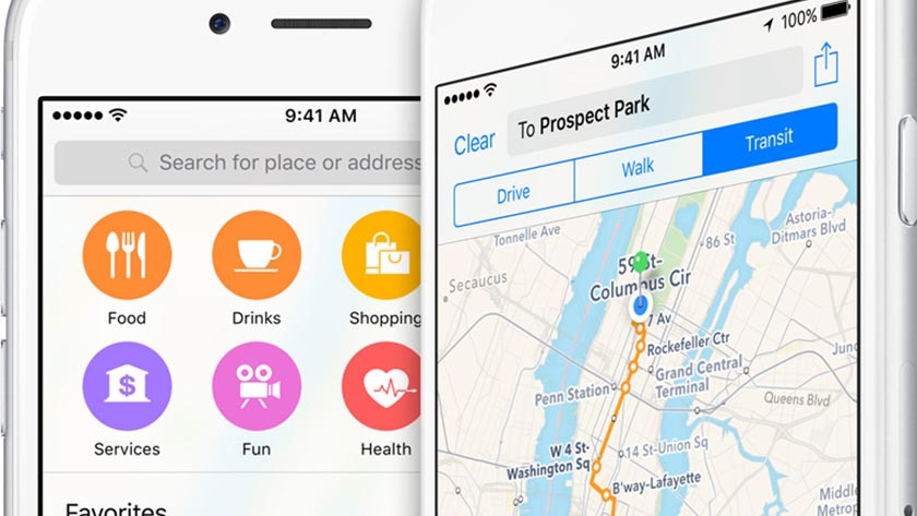 Top 7 GPS Apps